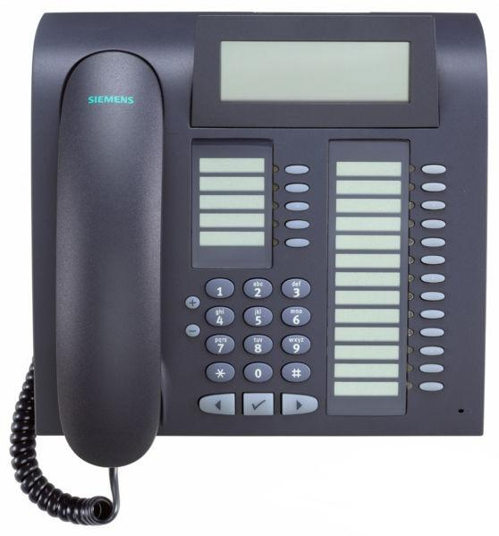 Siemens Hipath Optipoint Advance Ip Phone on Ip Pbx Phone System